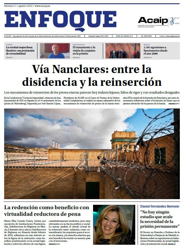 Vía Nanclares: entre la disidencia y la reinserción
