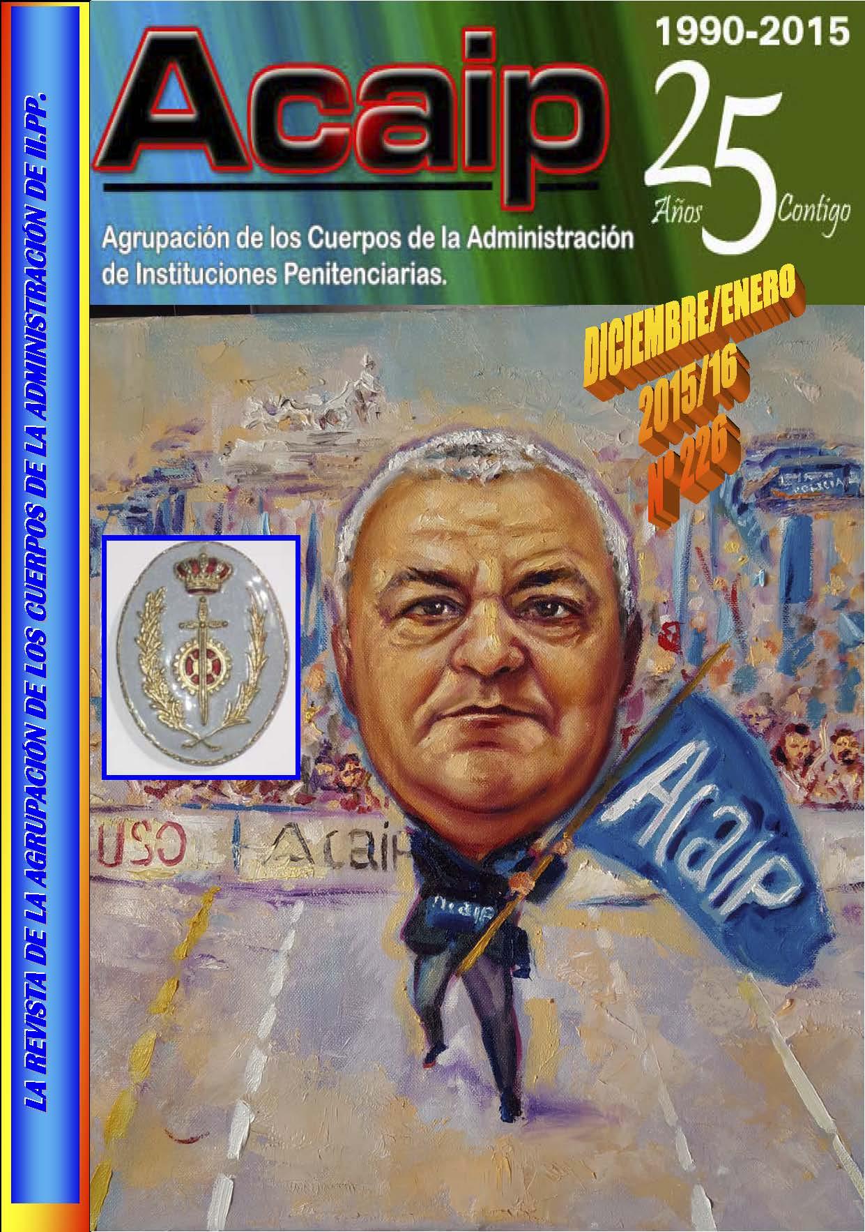 CONCENTRACIONES ACAIP CENTROS PENITENCIARIOS.