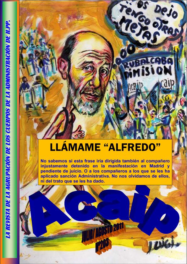 Llamame Alfredo