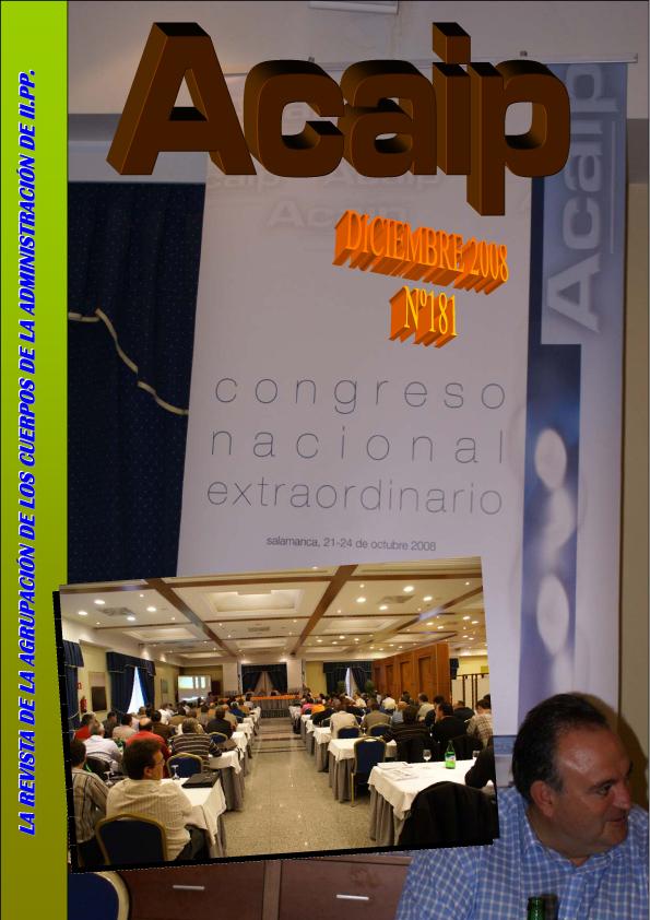 Congreso nacional extraordinario de Acaip
