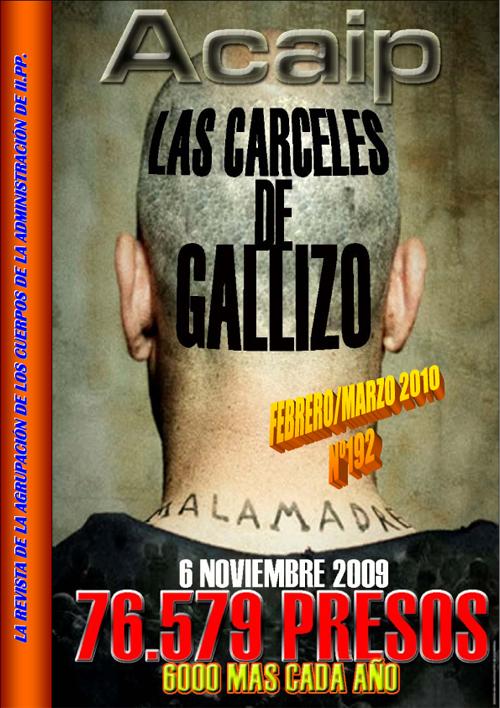 Las cárceles de Gallizo