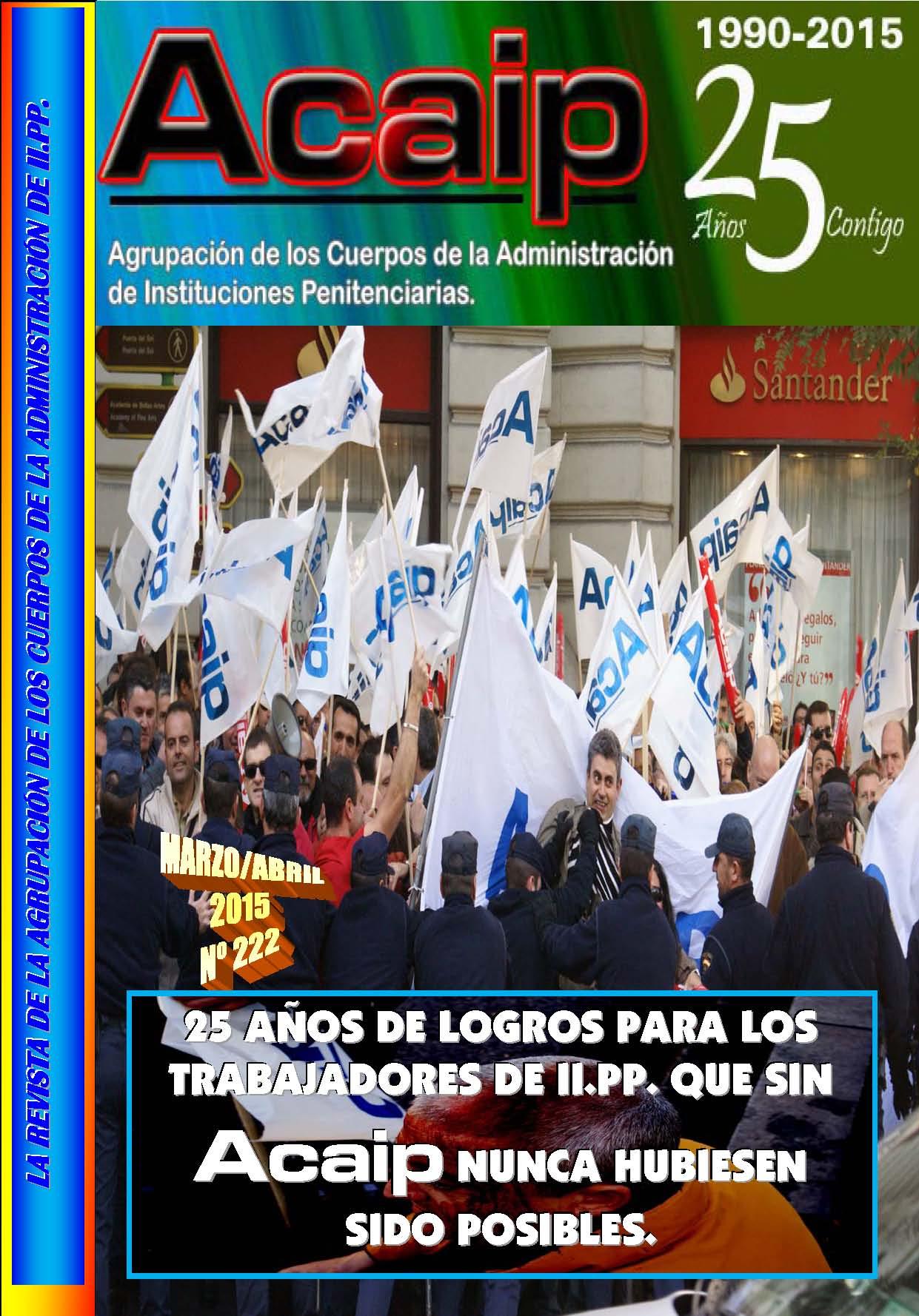 25 AÑOS DE LOGROS PARA LOS TRABAJADORES DEE II..PP