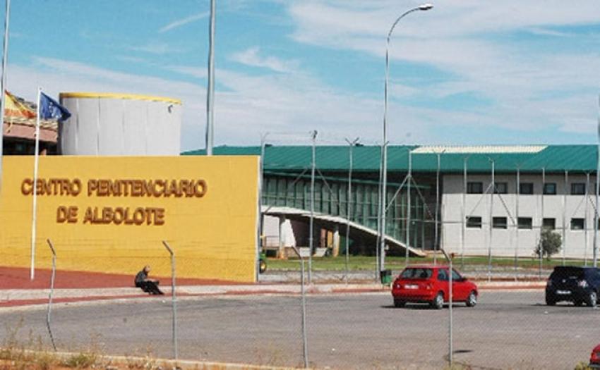 Agresión salvaje de un interno a un funcionario en el C.P Albolote (Granada)