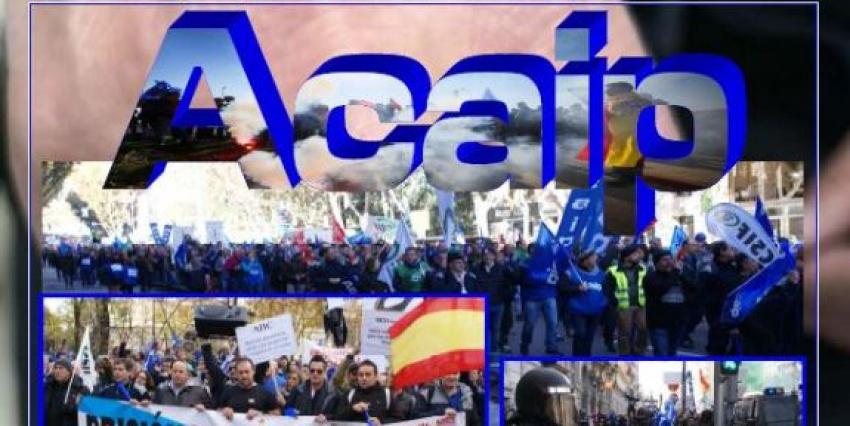 Publicada Revista de Acaip febrero 2019