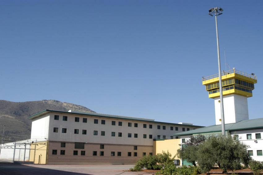 Confinado otro módulo de la cárcel de Albolote por el positivo de un interno