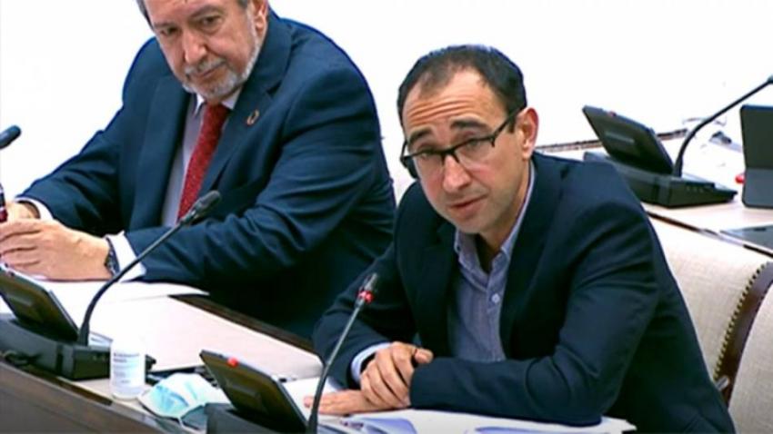 Serrada defenderá el reconocimiento de los funcionarios de prisiones como agentes de la autoridad