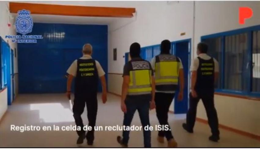 Radicalización y captación yihadismo en prisiones