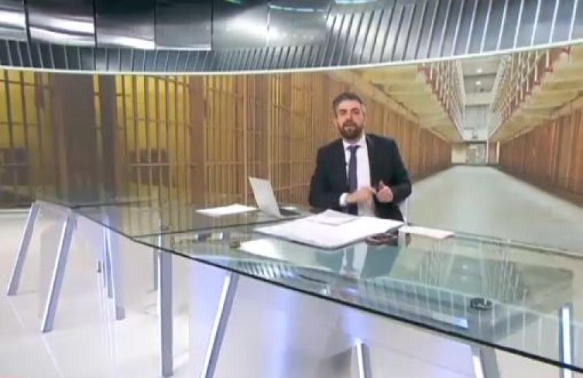 Intervención presidente Acaip en Telemadrid