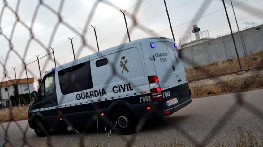 """Los guardias civiles avisan: """"No garantizamos la seguridad en las prisiones"""""""