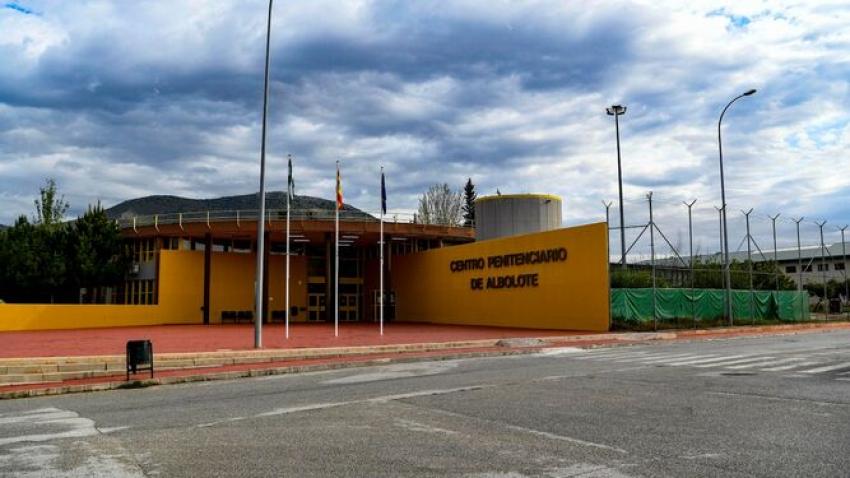 Alerta de los funcionarios de la cárcel Albolote: los vis a vis, ¿un foco de contagio masivo de coronavirus como las residencias?