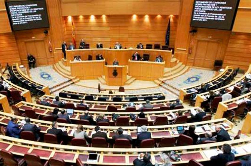 Moción en la Comisión de Interior del Senado del Partido Popular