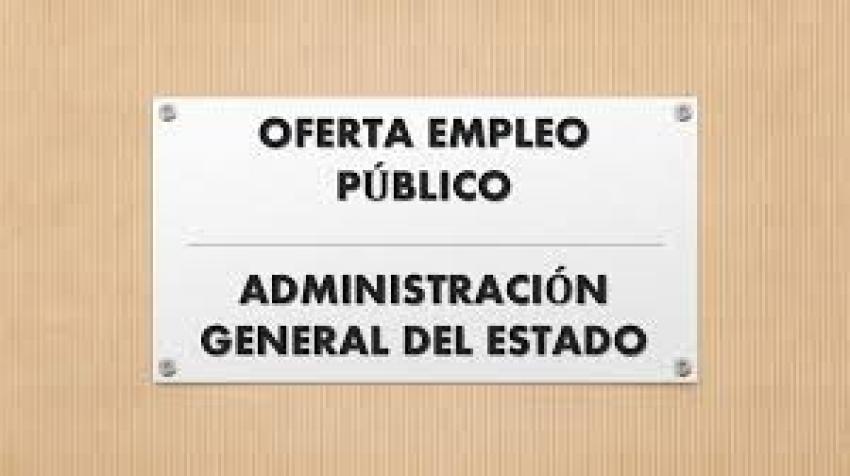 Acuerdo de la oferta de empleo publico para el año 2019