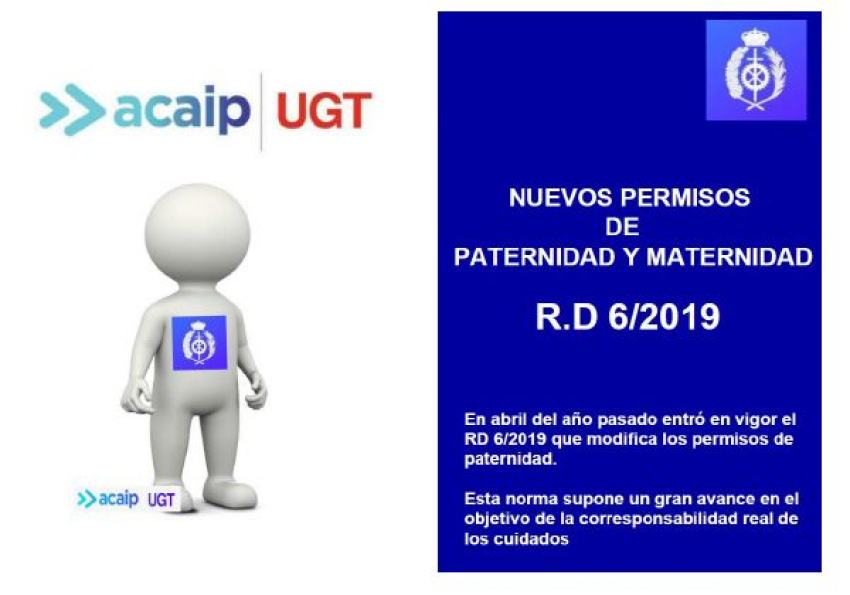 Nuevo permiso de paternidad y maternidad