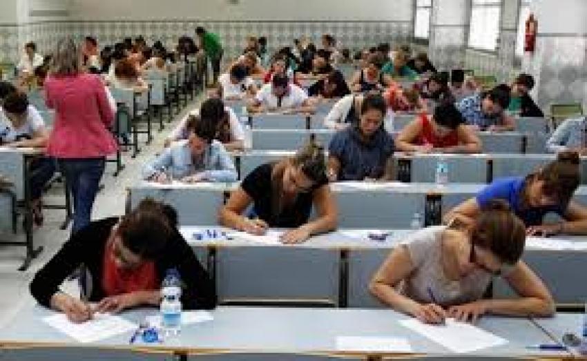 Primer y segundo examen de acceso al Cuerpo de Ayudantes OEP 2018