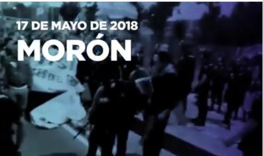 17 de mayo 2018.- NO OLVIDAMOS