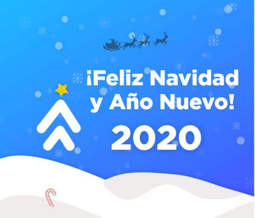 Acaip os desea una Feliz Navidad y Año Nuevo