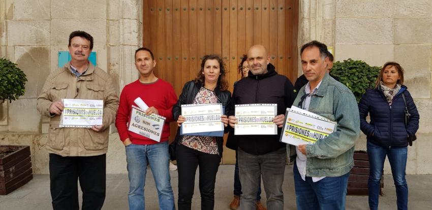 Vetan acceso a acto de Marlaska a funcionarios de prisiones en Cádiz