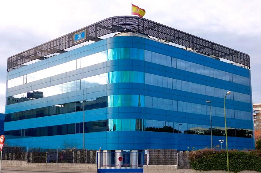 Publicación BOE Reales Decretos - Estructura Ministerio del Interior