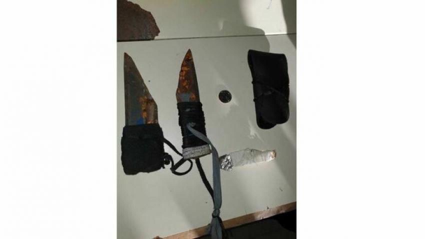 Acaip denuncia un nuevo episodio de amenzas y armas caseras en la cárcel de Botafuegos