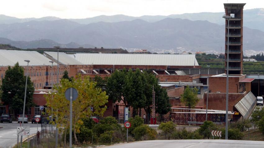 Familiares de tres presos protagonizan un altercado en la cárcel de Alhaurín de la Torre