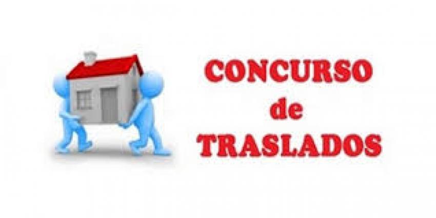 Consulta concurso traslados servicios periféricos