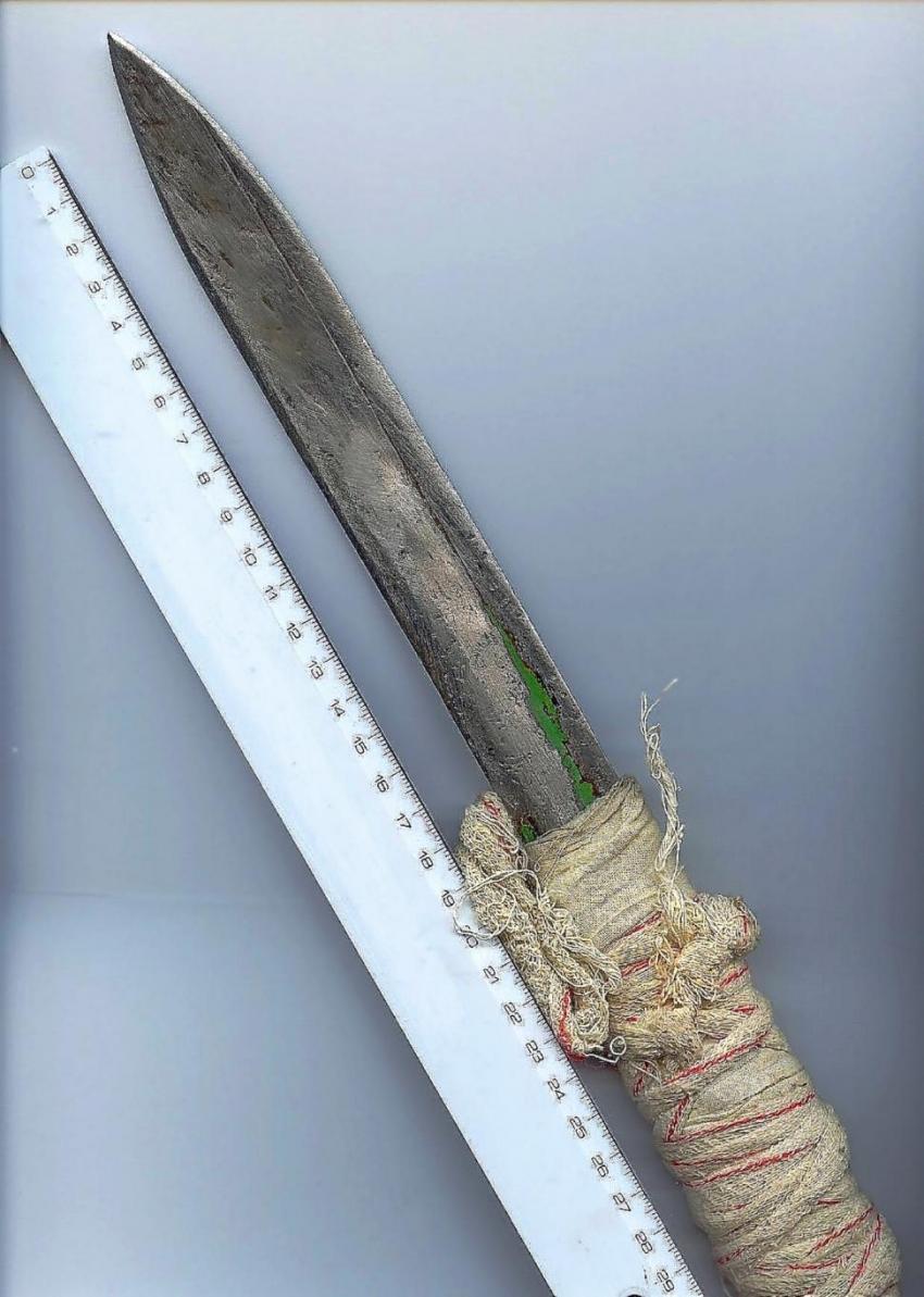 Funcionario herido con un pincho en un motín en Córdoba