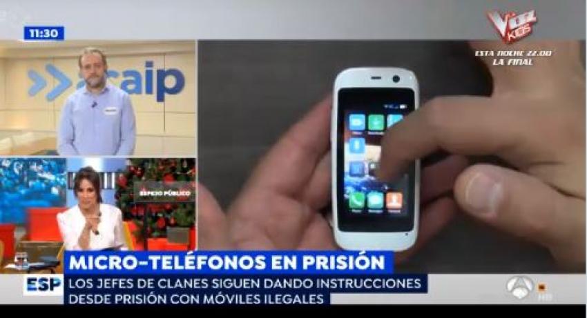 Acaip en el programa de Espejo Público de Antena 3