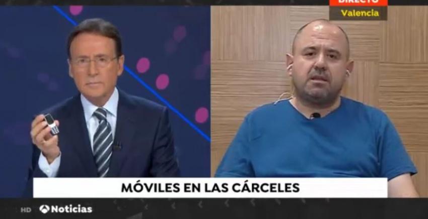 Intervención en Antena 3 noticias