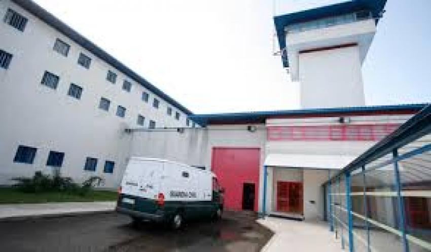 Sindicatos denuncian agresiones de dos internos peligrosos a funcionarios en la cárcel de A Lama (Pontevedra)
