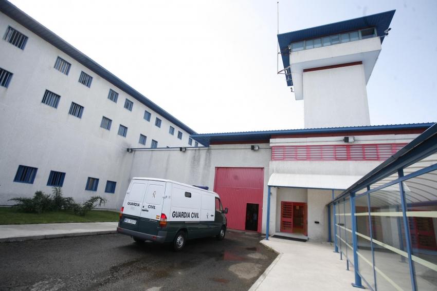Comunicado de altercado en el centro penitenciario de A Lama