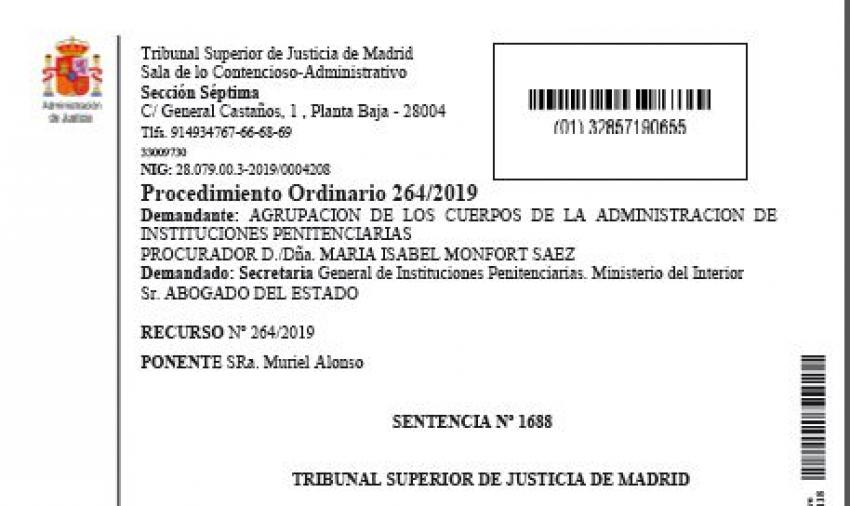 """Acaip gana sentencia de comisiones a """"jefes de seguimiento y control"""""""