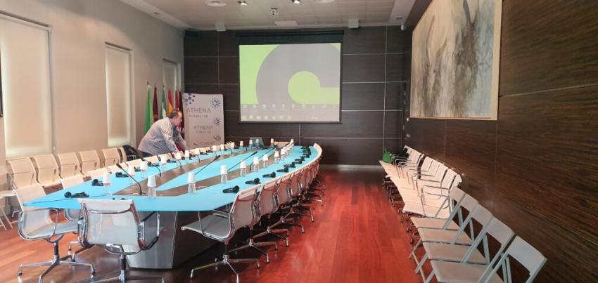 Conferencia de yihadismo en prisiones celebrada en Madrid- Febrero 2020