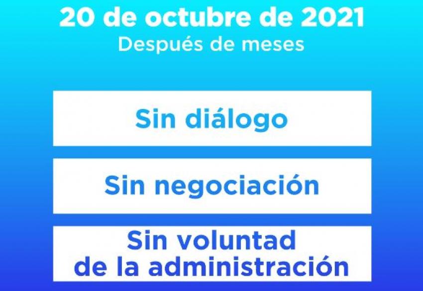 20 octubre.- Manifestación en Cuenca