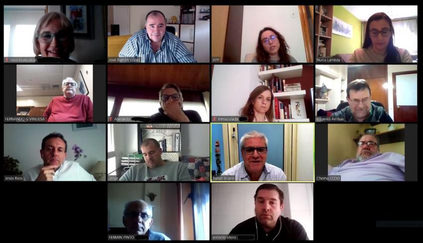 Comunicado reunión mesa trabajo prevención COVID19