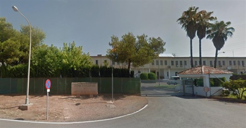 Acaip denuncia que un preso ha agredido a tres funcionarios de la cárcel de Albocàsser cuando le iban a cambiar de celda