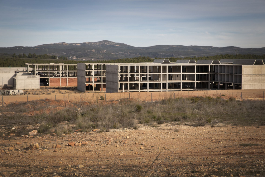 Los funcionarios de prisiones consideran insuficiente el cuestionado psiquiátrico penitenciario de Siete Aguas